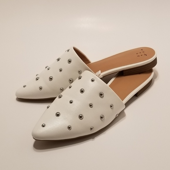 A New Day NEW Women/'s Kari Studded Mules